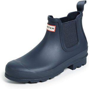 Small Hunter Boots Navy blue